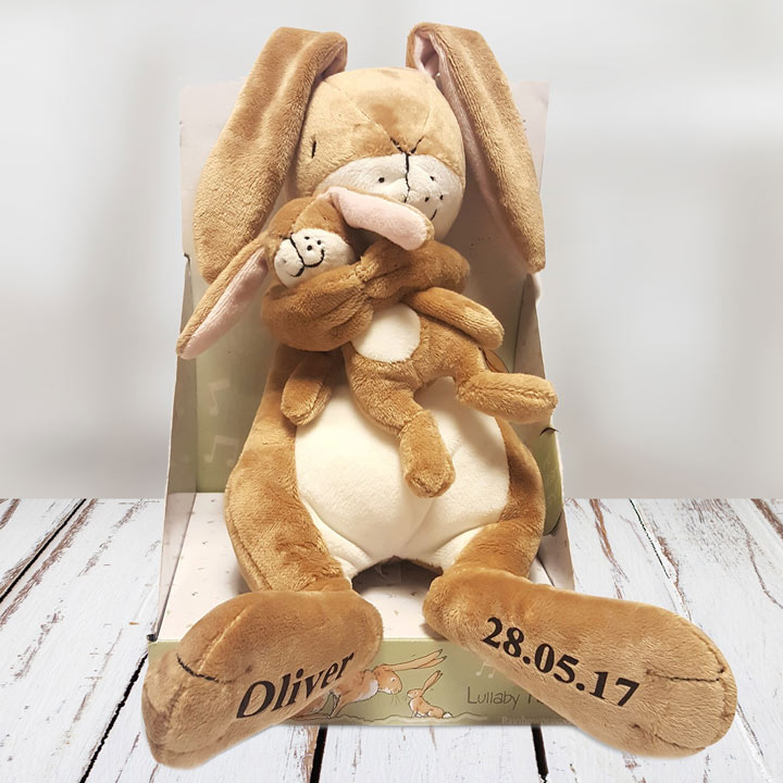 Personalised Lullaby Hare