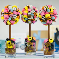 Personalised Liquorice Allsorts Tree