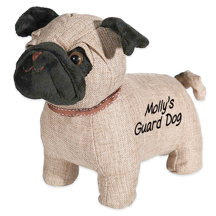 Personalised Dog Door Stop