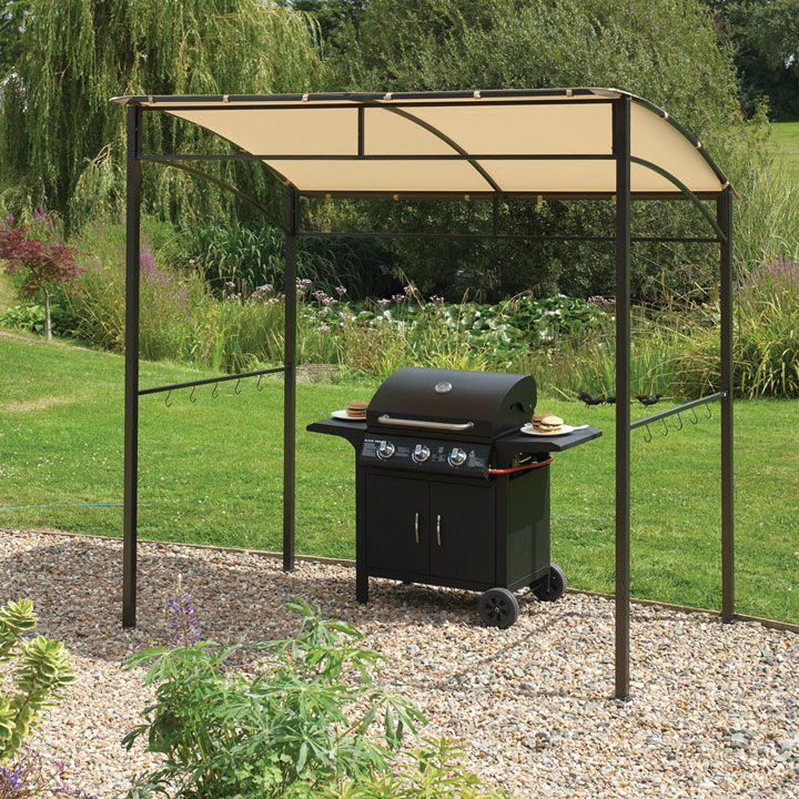 Barbecue Gazebo