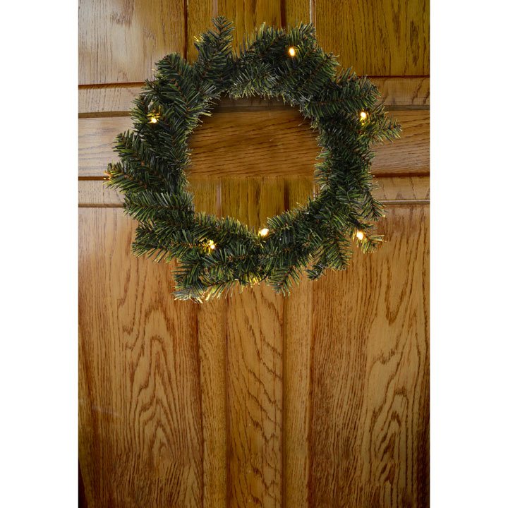 LED Wreath