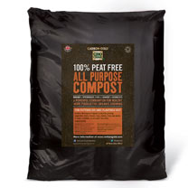 Carbon Gold GroChar All Purpose Compost - 60 Litres
