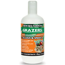 Image of Grazers G2 Slug and Snail Repellent Concentrate