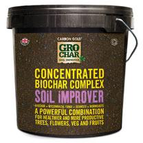GroChar Soil Improver