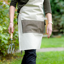 Kent and Stow Luxury Full Length Apron