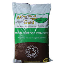 Moorland Gold Multipurpose Compost  (40 Litre)