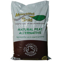 Moorland Gold Natural Peat Alternative