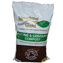 Moorland Gold Potting and Container Compost