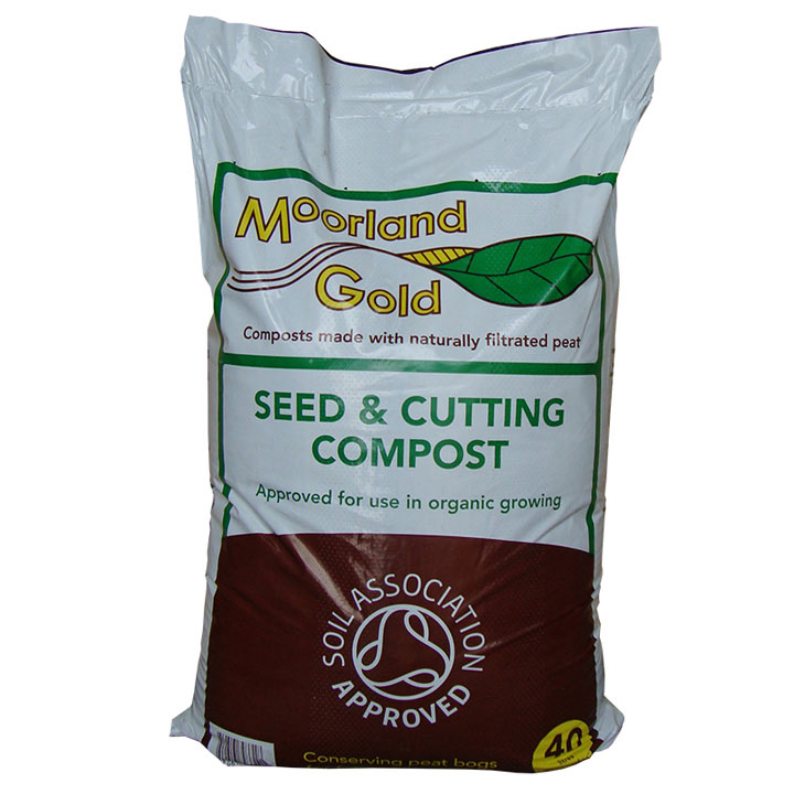 Moorland Gold Seed and Cutting Compost