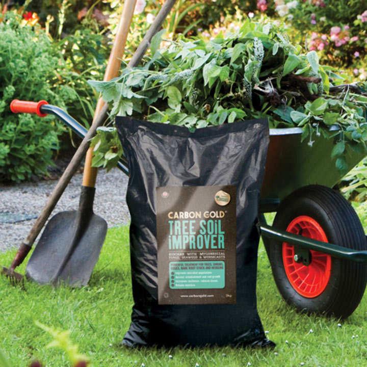 Grochar® Tree Soil Improver