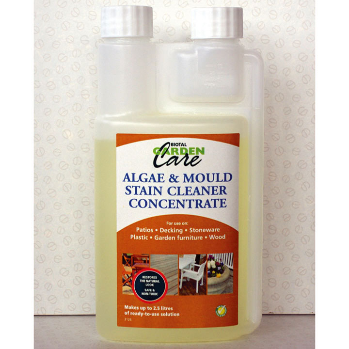 Algae and Mould Stain Remover