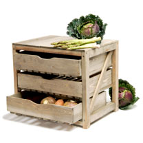 Vegetable Store (Wooden)