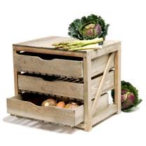 Vegetable Store (Wooden)