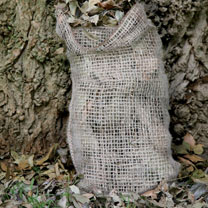 Leaf Sacks - Pack of 3