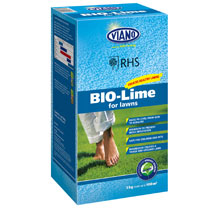 RHS Biolime For Lawns 100m