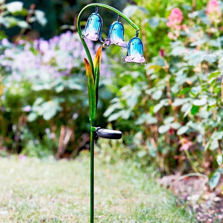 Bluebell Solar Flowers