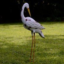 Decorative Stork