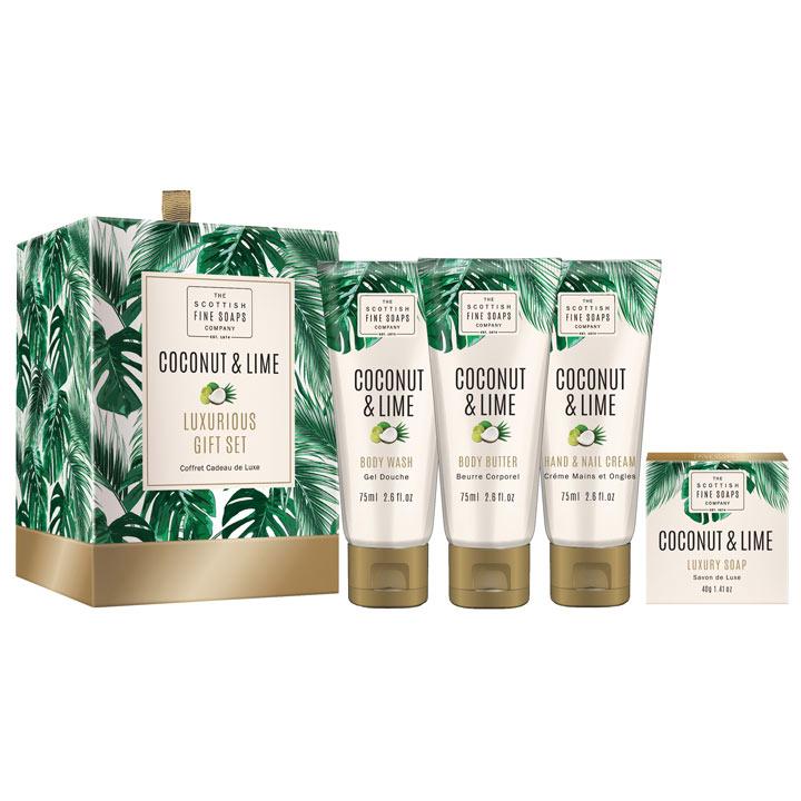 Gift Set - Coconut & Lime