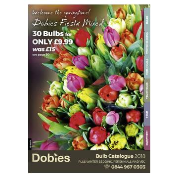 Dobies Bulb Catalogue 2018