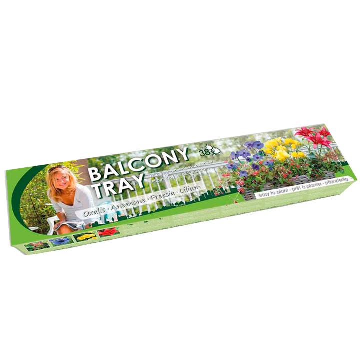 Plant-O-Mat Summer Bulb - Balcony Tray