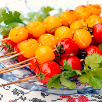 Grafted Tomato Plants - F1 Orange Paruche