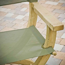 Verona Garden Furniture - Director's Chair