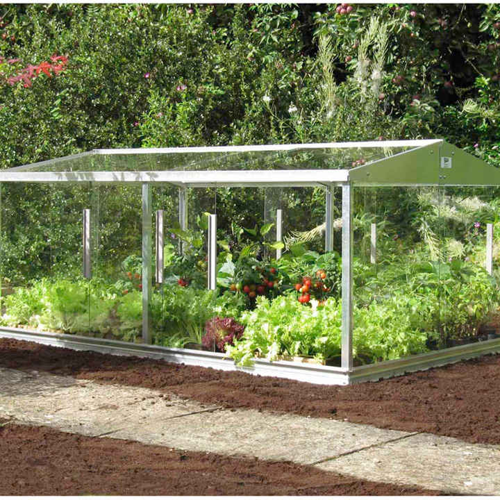 6' Long Cold Frame