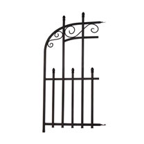 Kensington Fence End Panel - Pack of 2