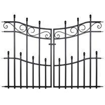 Kensington Fence Gate