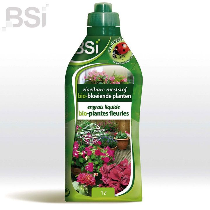 'Bio Blooming Plants' Organic Liquid Fertiliser
