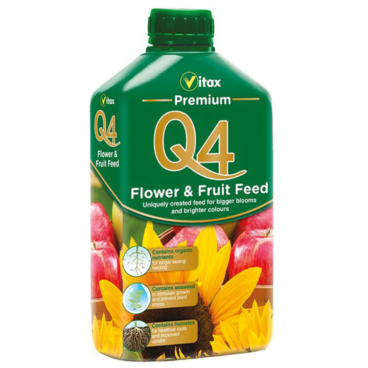 Q4 Premium Flower & Fruit Feed