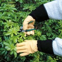 These luxurious gardening gloves provide excellent protection against thorns, yet are incredibly soft, unbelievably comfortable, and offer a high leve