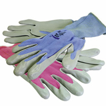 Showa Seedling Gloves - Small Blue