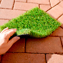 Artificial Grass - Sandown 2m wide  x 1m Roll