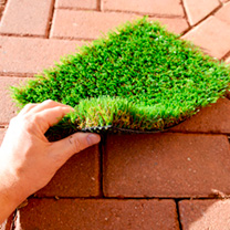 Artificial Grass - 4m wide x 8m Roll