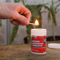 Natural Greenhouse Fumigator