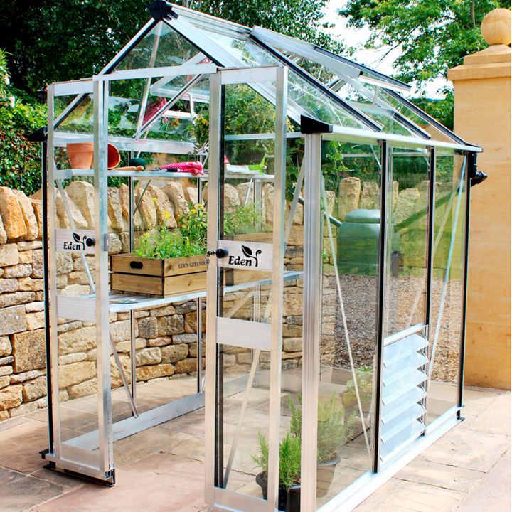 Eden Birdlip Greenhouse