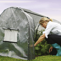 Year-Round Grower System - Polythene Cover