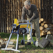 Image of AL-KO KHS 5200 Log Splitter