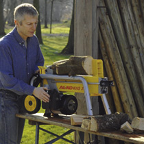 Image of AL-KO KHS 3700 Log Splitter