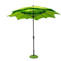 Parasol Lotus - Lime