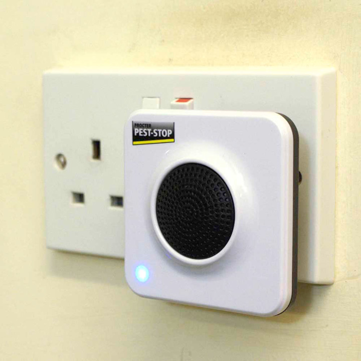 Plug-in Mouse and Rat Repellers