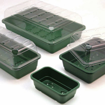 Full Sized Seed Tray and Lids
