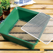 Image of 2-in-1 Garden Sieve