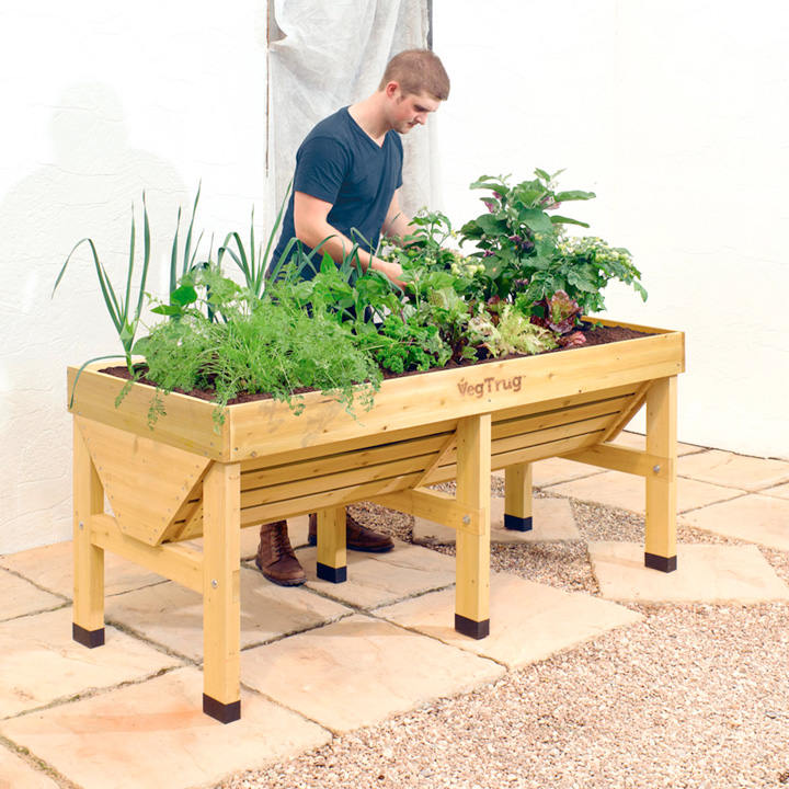 VegTrug 1.8m - plus FREE seeds worth £15