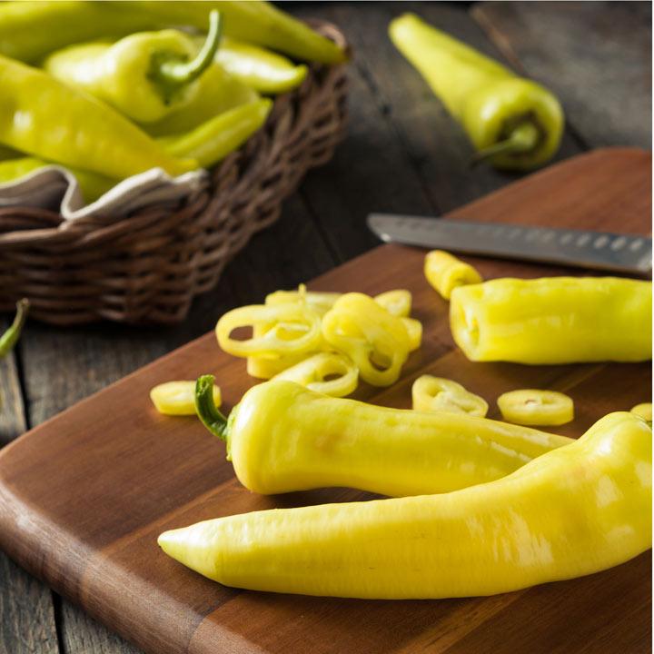 Pepper Chilli Seeds - Hungarian Hot Wax