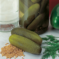 Image of Cucumber Seeds - Venlo Pickling (Cornichon)