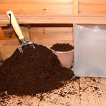 Coir Compact Planting Soil 10 Litre x 6