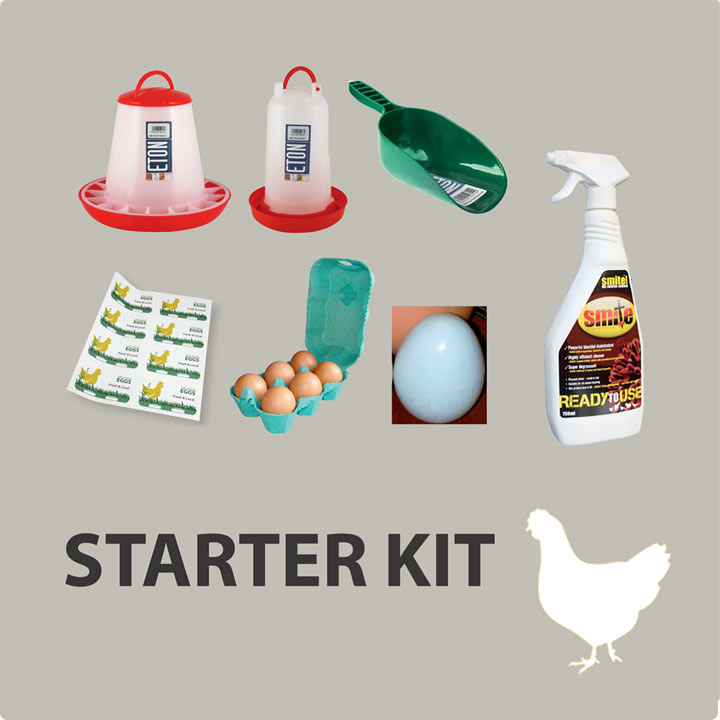 Starter Kit - Chicken Keeping