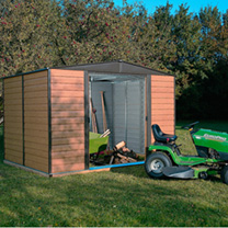 Woodvale Apex Shed - 10' x 8'